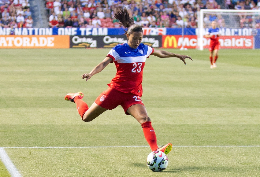USWNT: Christen Press Deserves More Respect