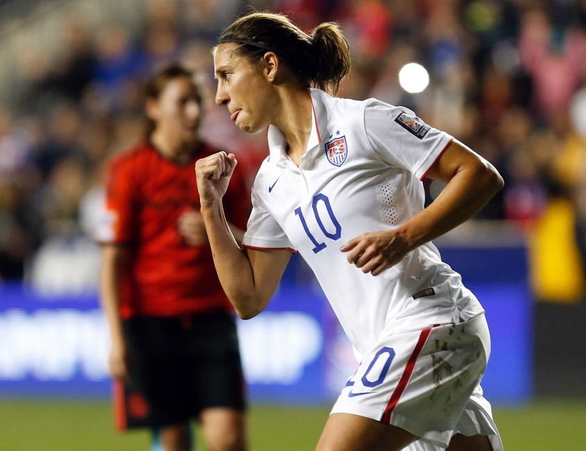 USWNT: Fox Sports Leading Way for Women's Soccer in USA