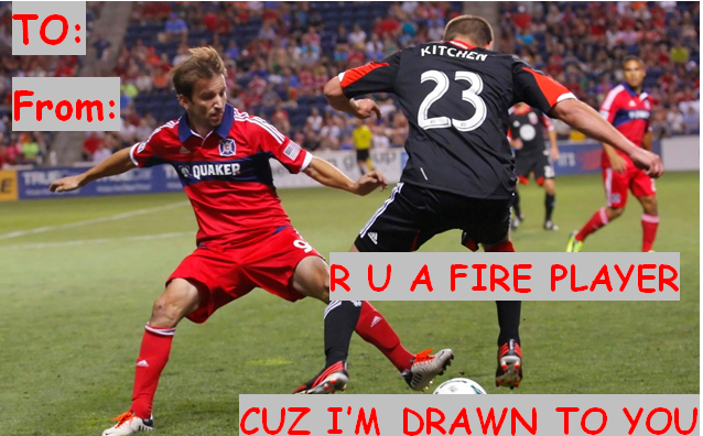 Below Is One Soccer Gram I Came Up With.