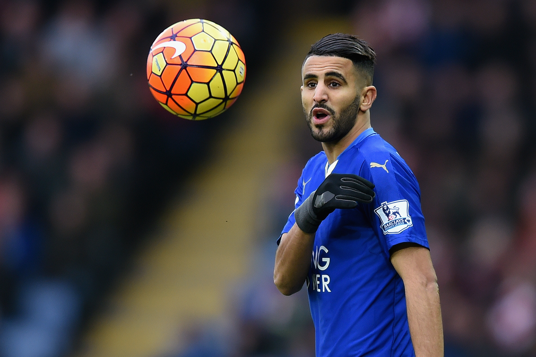 Leicester City news Riyad Mahrez transfer destinations