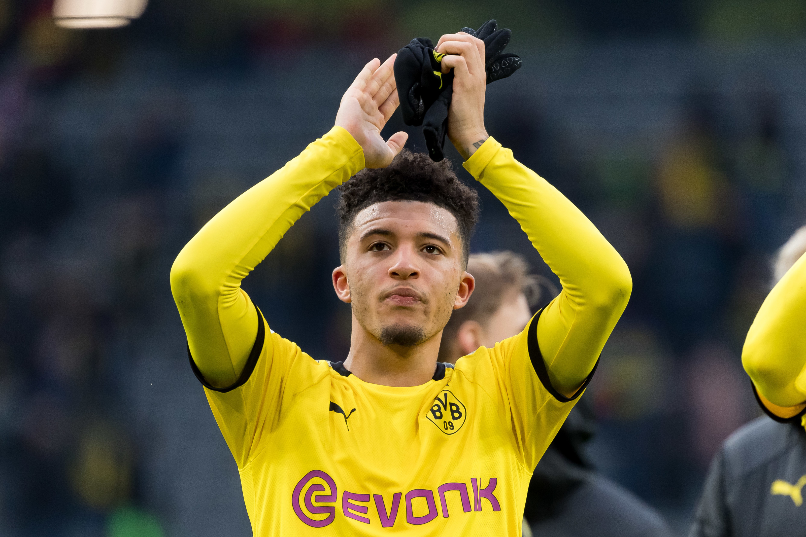 Manchester United: Jadon Sancho will only sign on one condition