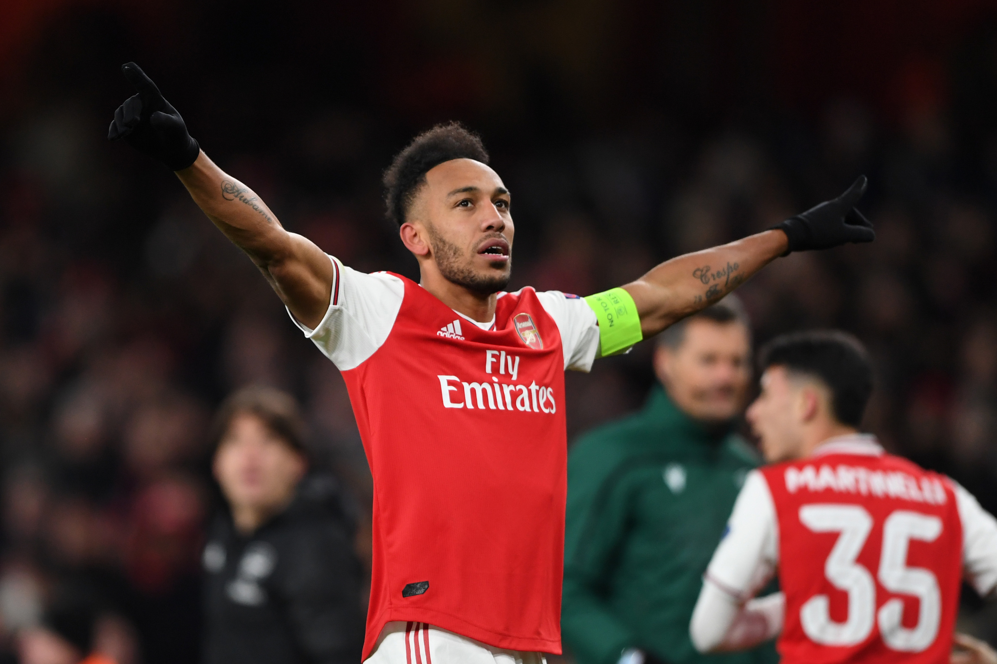 Arsenal: Real Madrid will offer player in return for Aubameyang