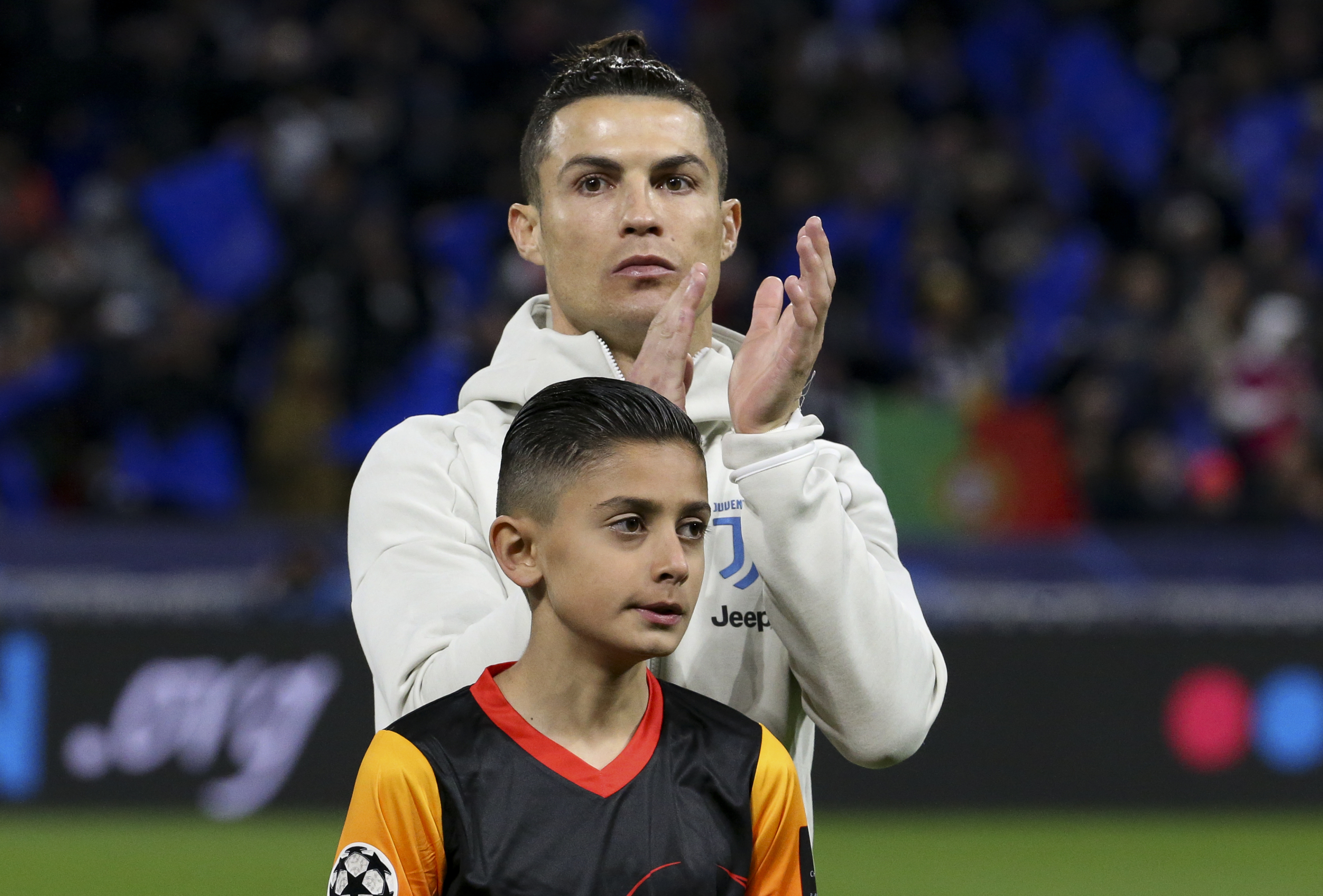 Juventus: Cristiano Ronaldo takes pay cut to relieve stress of the club