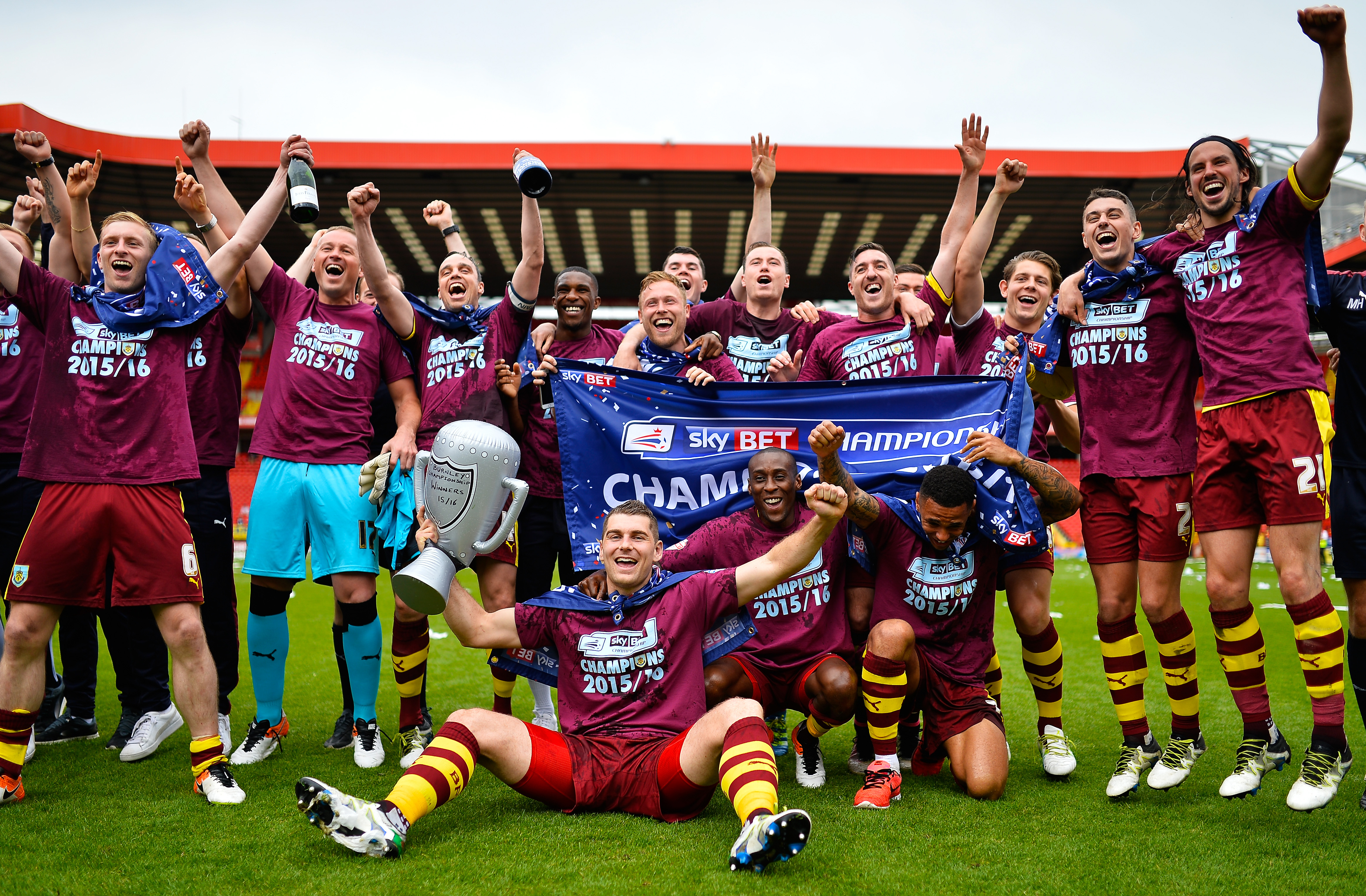 Burnley prepare for life in the Premier League with new ...