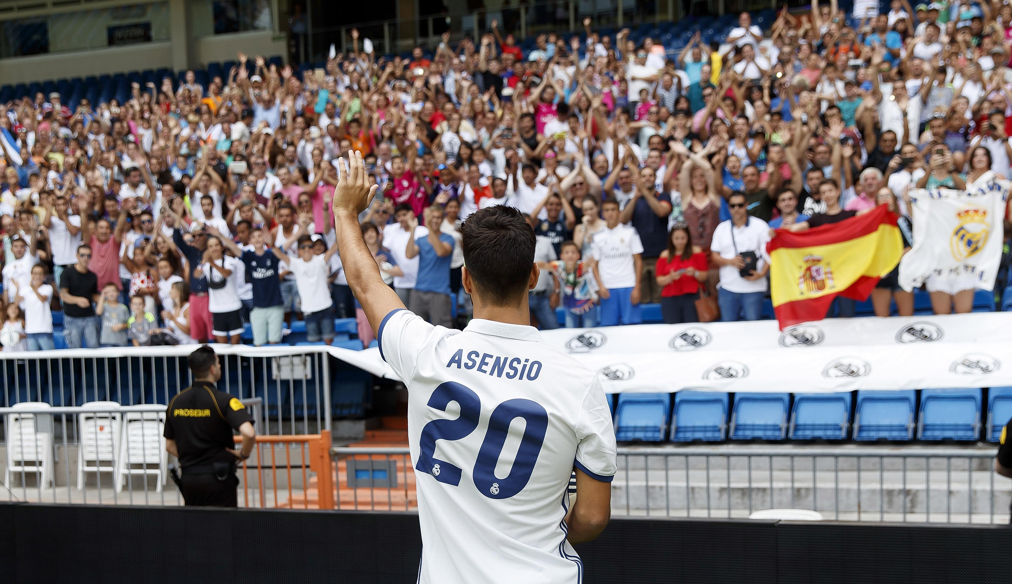 Could Real Madrid newest wonderkid Marco Asensio keep ...