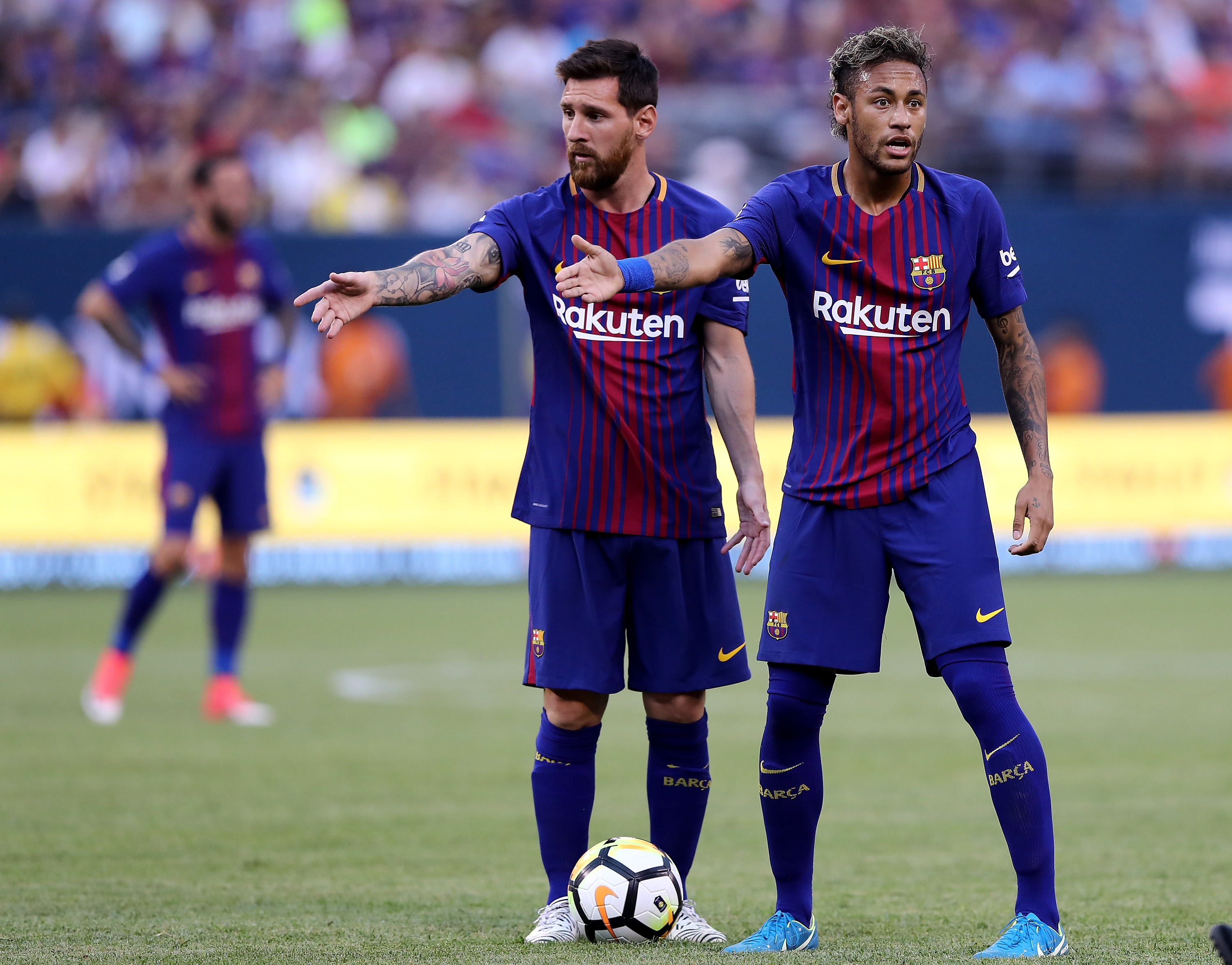 Messi Hits New Heights As Neymar Prepares To Leave