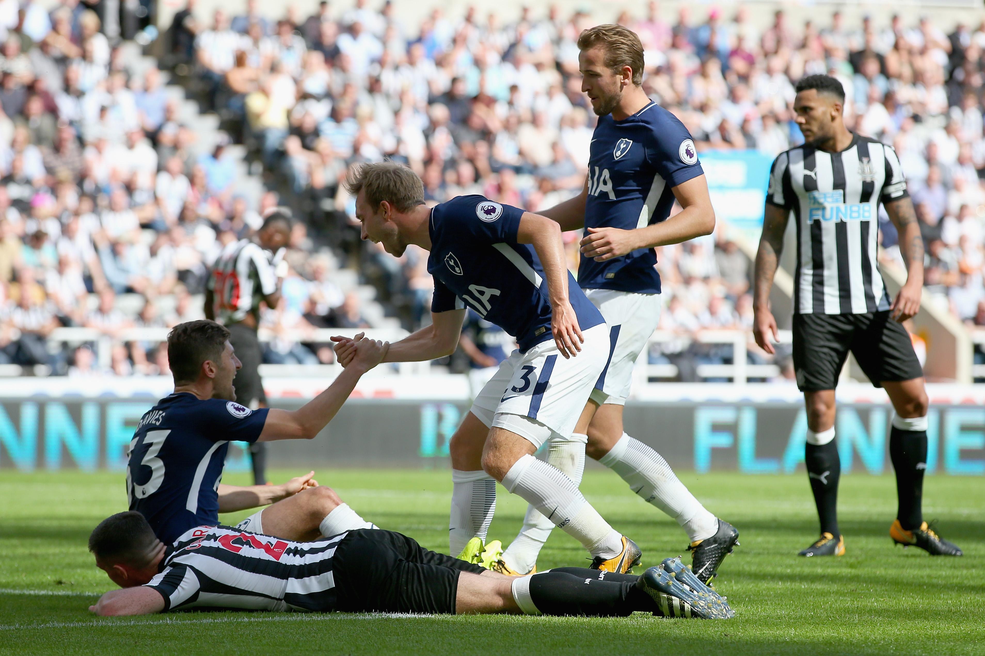 Chelsea target Tottenham star