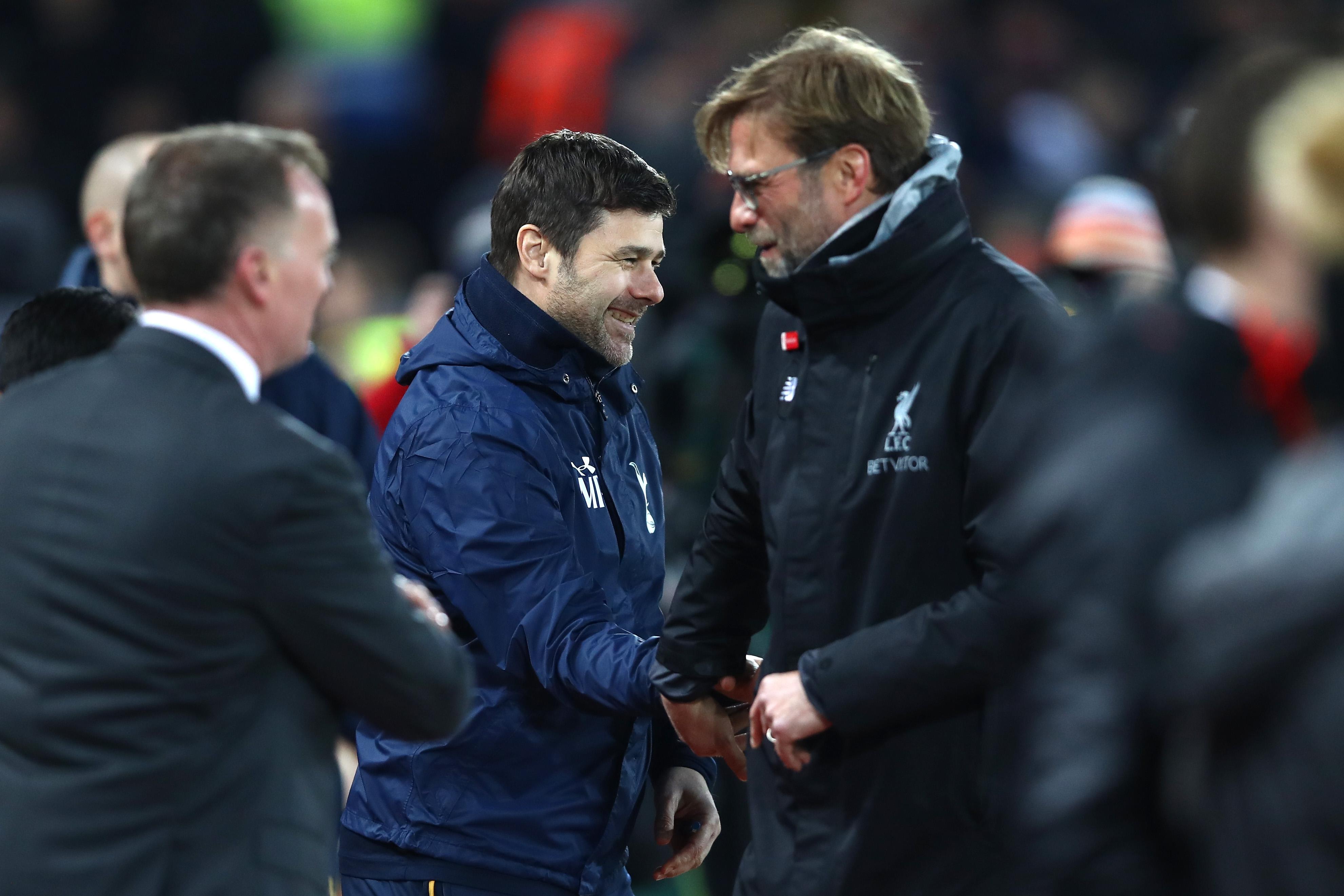 Liverpool Manager Klopp Declares Love For Spurs Man Harry Kane