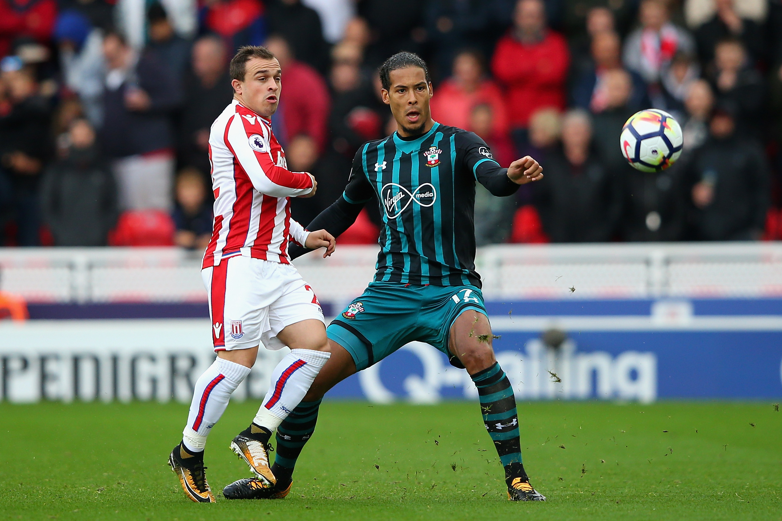 I'm unaware of Man City interest in Virgil Van Dijk - Mauricio Pellegrino