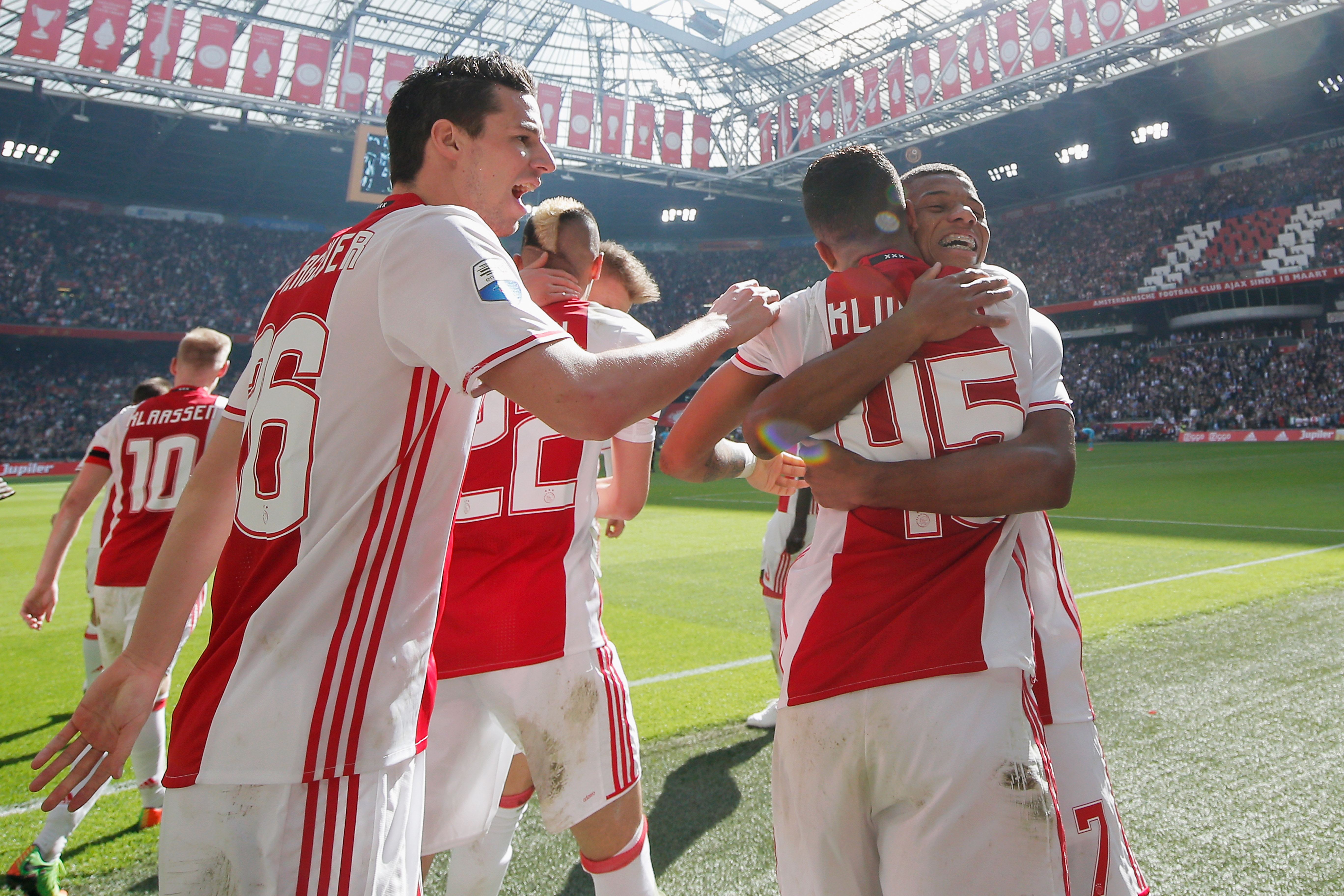 Tottenham need to give back to Ajax before it's too late