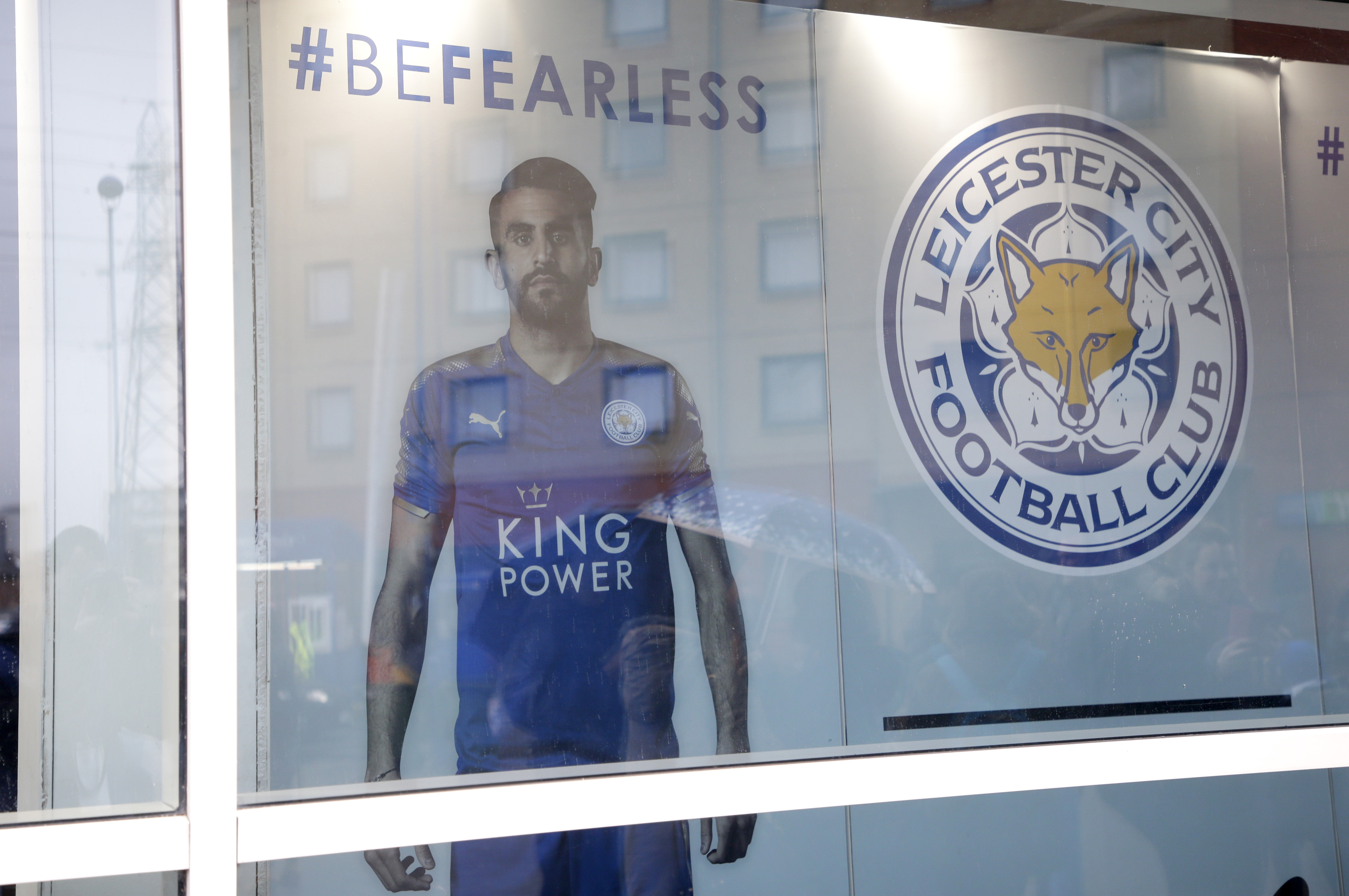 Mahrez back in better shape at Leicester - Puel