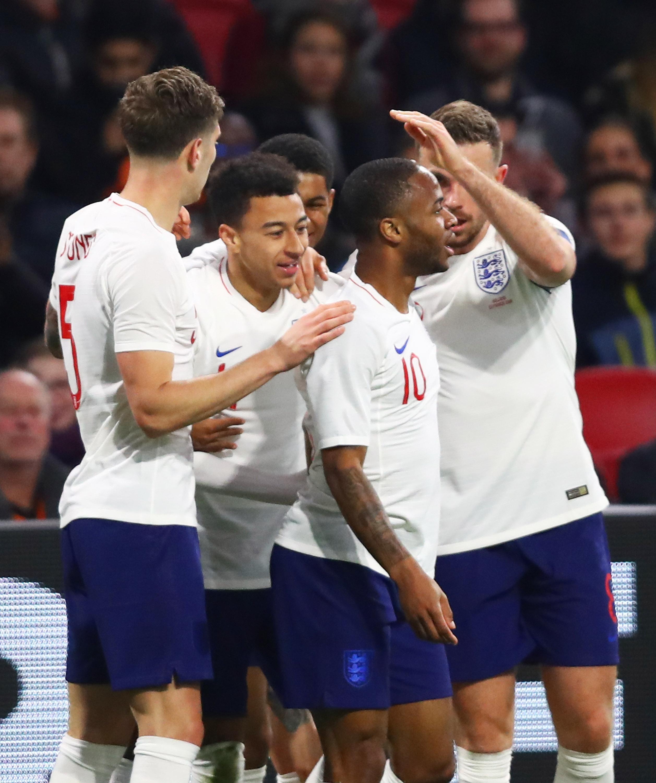 Gareth Southgate: 'Jordan Pickford had a good night against the Netherlands'