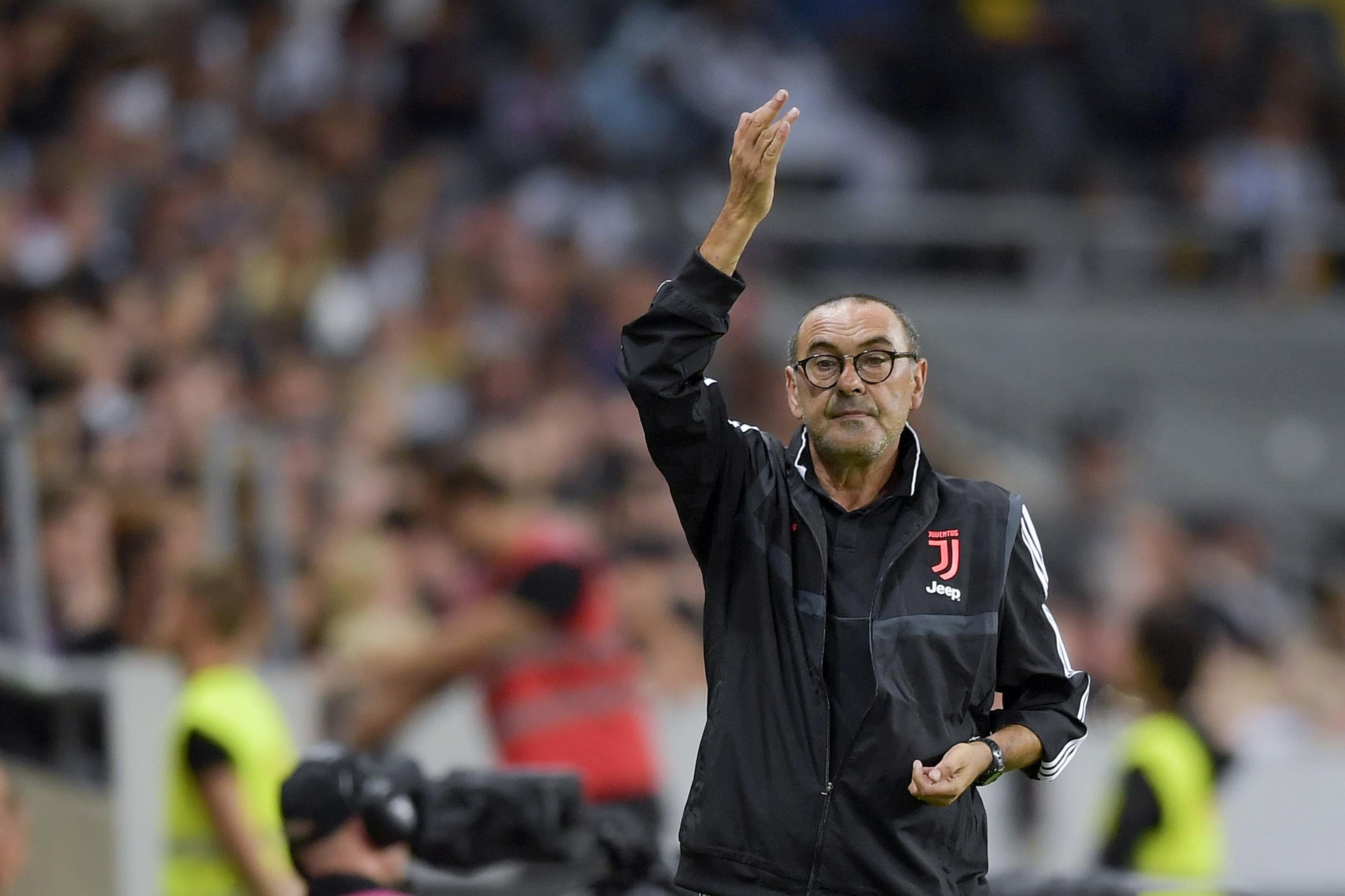 Predicted Juventus Lineup Vs Fiorentina Sarri Returns With New Lineup