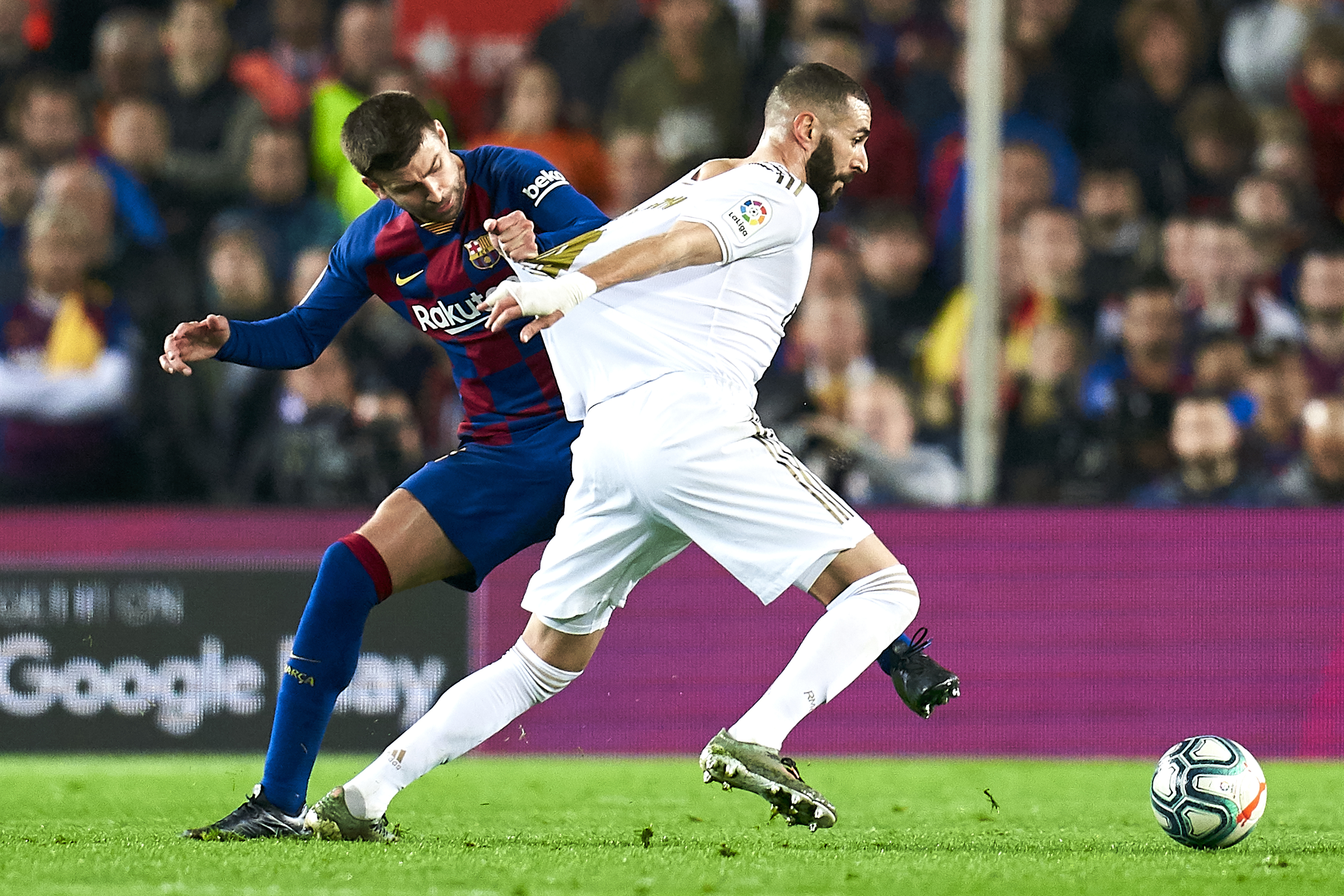 Real Madrid Vs Barcelona The Most Important El Clasico Since A Long Time